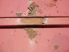 屋根の錆びは雨漏りの原因