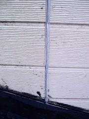 長年の風雨で塗装が・・・